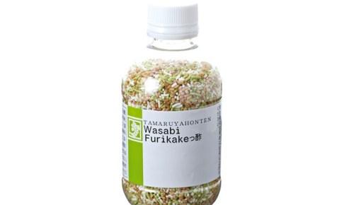 Wasabi Furikakeっ酢 田丸屋本店