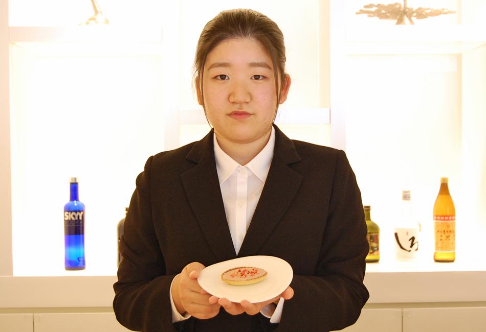 せんねんの木 江澤夏葵さん