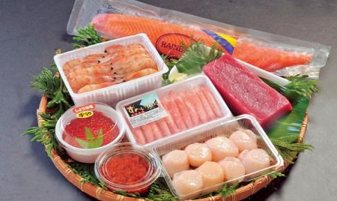 高級・手巻寿司セット[5~6人前] 丸み佐藤商店