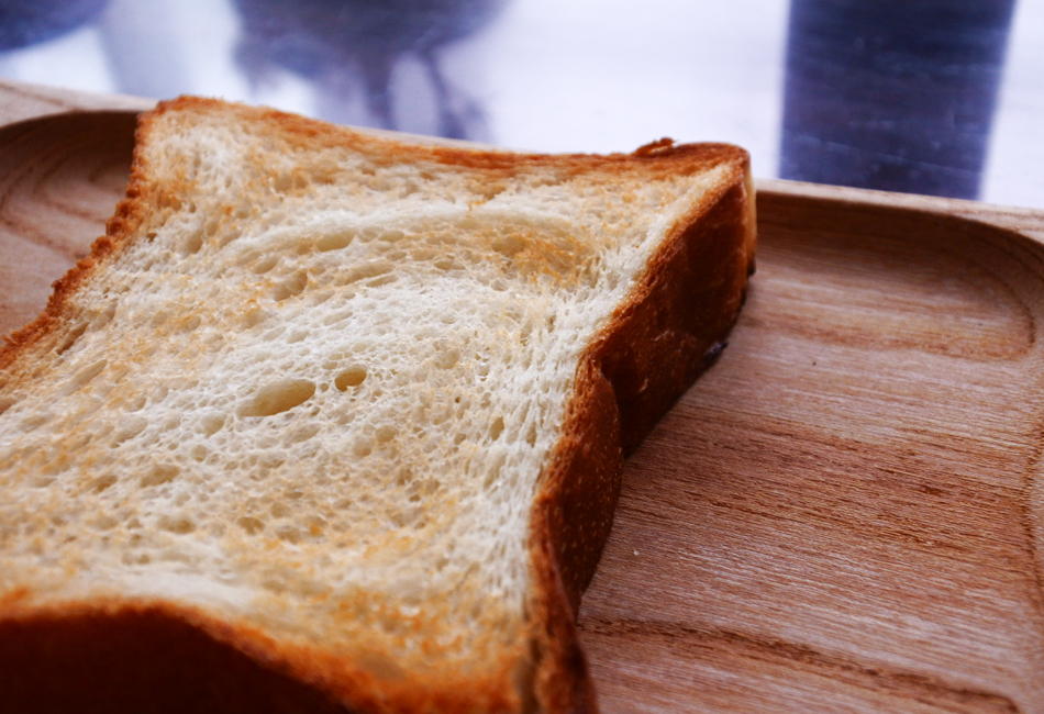 ESPRIT食パン 株式会社小麦家×Bakery&Cafe ESPRIT(エスプリ)  トースト