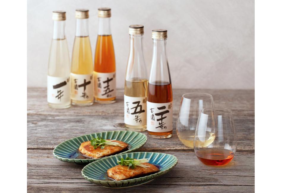 木戸泉 古酒五曲 1-20年5本飲み比べ 秘蔵酒.com