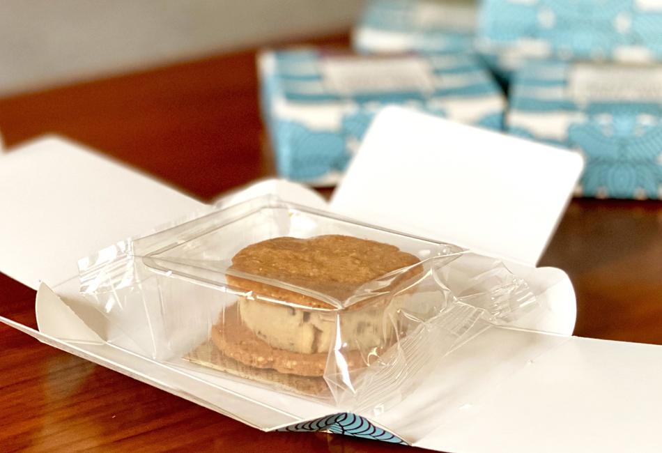 米粉のバターサンド 6個入 高山堂 個包装