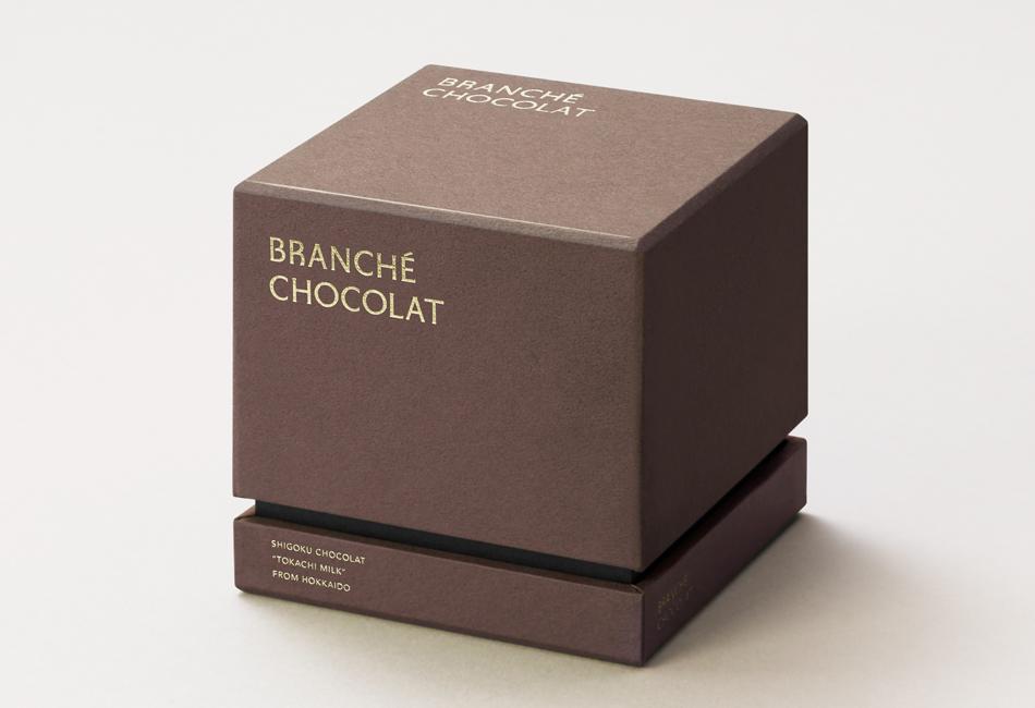 至極のカレ・オ・ショコラ GIFT BOX  BRANCHÉ CHOCOLAT 箱