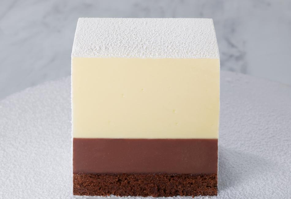 至極のカレ・オ・ショコラ GIFT BOX  BRANCHÉ CHOCOLAT 断面の美しさ