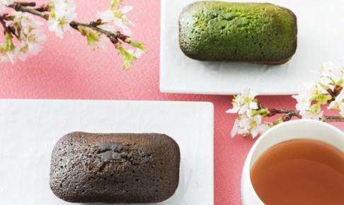 フィナンシェ2種詰合せ(抹茶×3・ほうじ茶×2) 中村藤吉本店