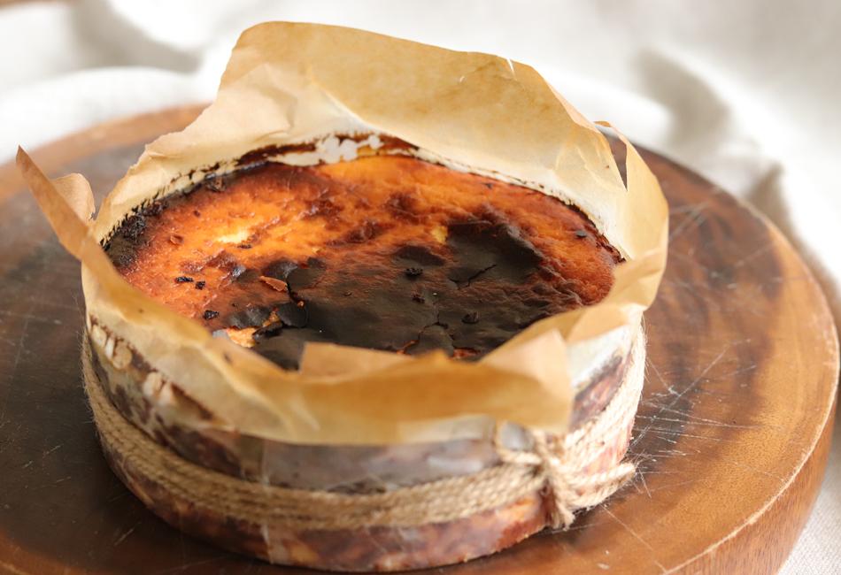 たえこのバスクチーズケーキ!! Sincere