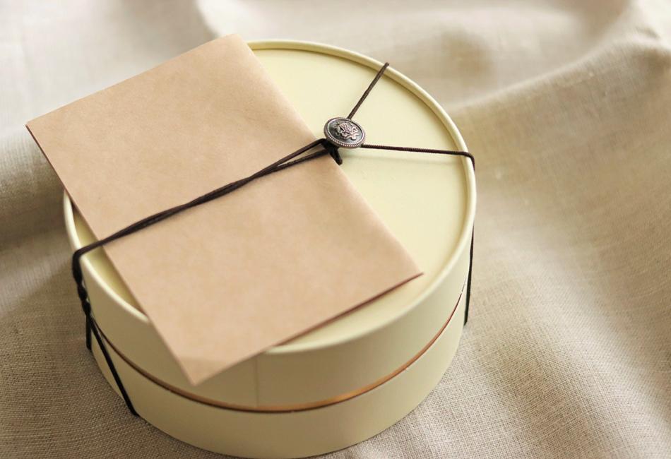 たえこのバスクチーズケーキ!! Sincere パッケージ