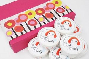 米糀の甘酒ジェラート 8個入り おこめのお菓子 かわいいペッケージ