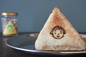 ラムヤート エジプト塩(じお)のパン FROM TOYA