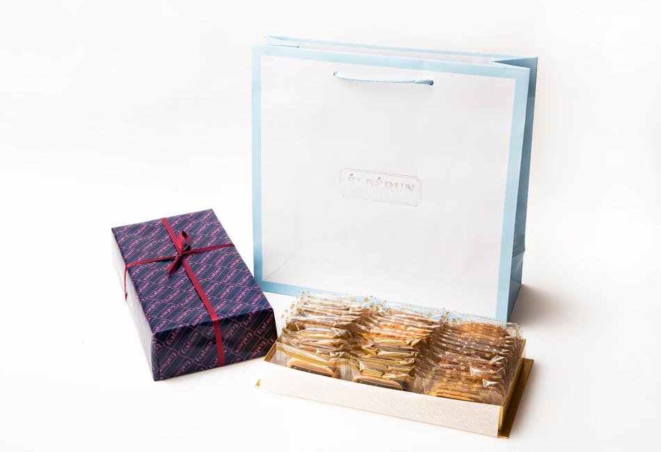 クッキー エルベラン パッケージ