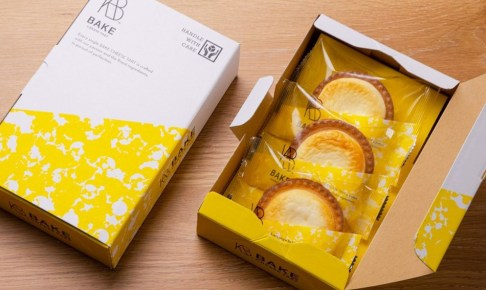 チーズタルト BAKE CHEESE TART