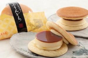 ゆふいん創作菓子 ぷりんどら 4個入 菊家