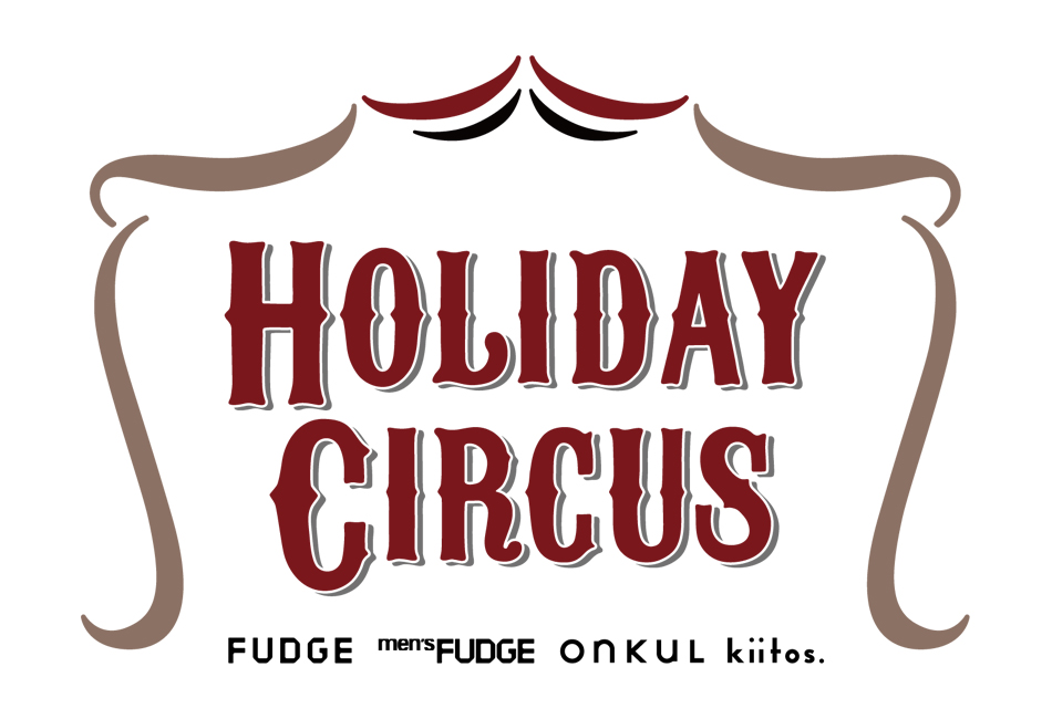 Holiday Circus(ホリデーサーカス) ロゴ