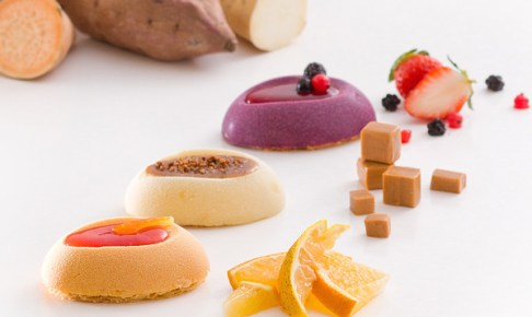 カラー芋・アラモード プレミアム3個入 南風農菓舎
