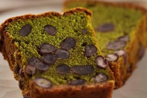 抹茶のケーキ「テ・ヴェール」