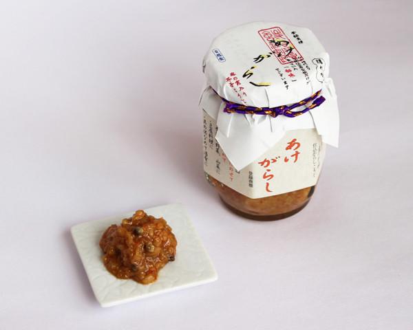 【ビール・日本酒】クラッカーとクリームチーズにのせるだけ!50年ものの熟成味噌を使ったピリ辛なおつまみ