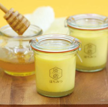 【原宿・コロンバン】原宿生まれの蜂蜜使用!日本が誇る老舗洋菓子店のプリン