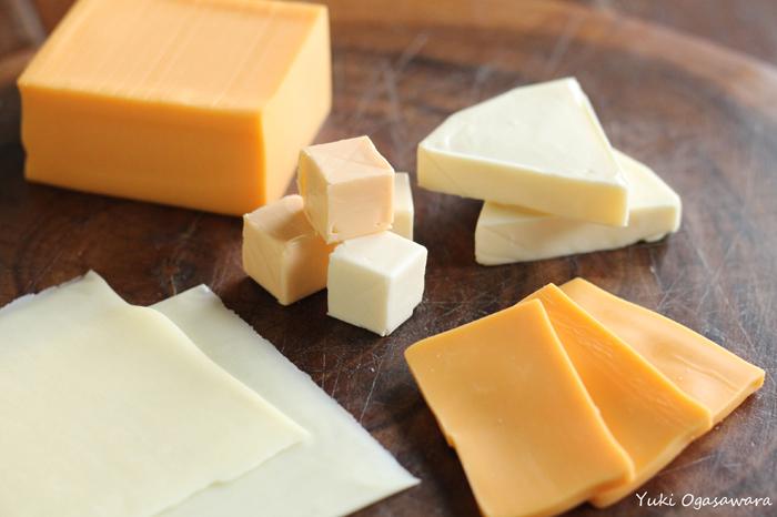 チーズ一覧