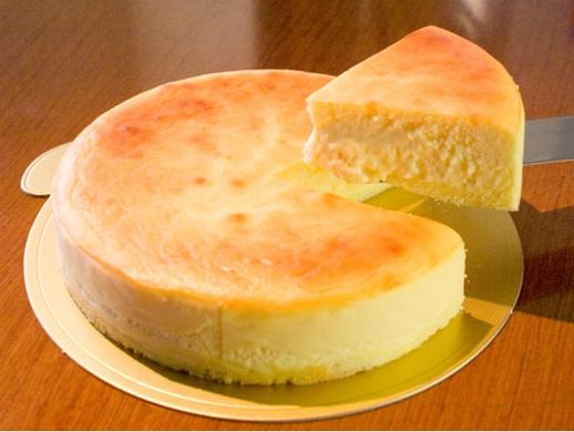半熟とろりんチーズケーキ