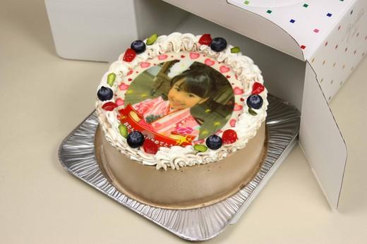 写真ケーキ(5号 15cm) 3~5人様用