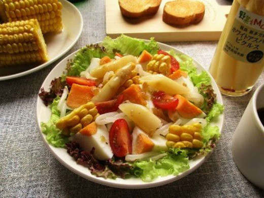 野菜をMotto!! 福島喜多方産 ホワイトアスパラのピクルス