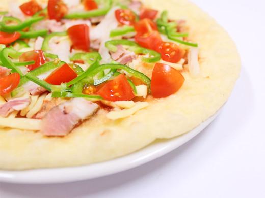 フライパンdeピザセット Sサイズ(18cm)4枚