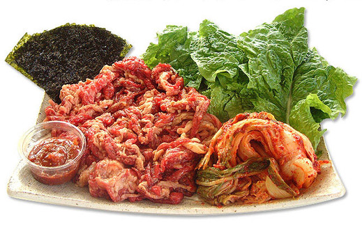 韓国焼肉プルコギセット