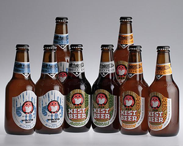 常陸野ネストビール 330ml 8本セット