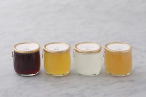 和素材フルーツソルベ4種セット