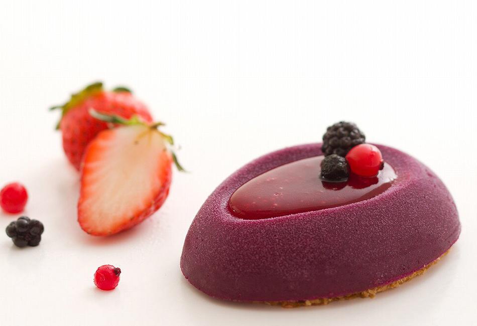 紫芋のショコラベリー
