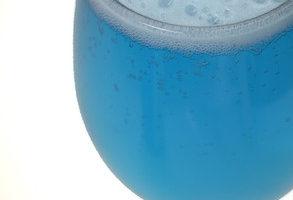 青いシャンパンビア サムシングブルー