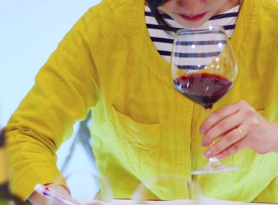 ワインテイスティング