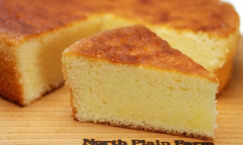 発酵バターケーキ